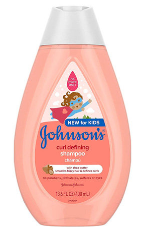 Johnsons Curl Defining Shampoo