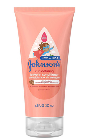 Johnsons Curl Defining Conditioner